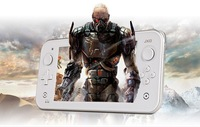 2013 HOT 7 Inch Game Console 8GB JXD S7300 Android 4.1 Capacitive Tablet Game Player Free Shipping