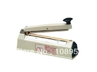 Brand new 100% warranty Sealing length 200mm  Aluminium body Hand impulse sealer with CE certificate,Portable hand sealer