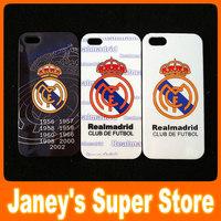 Football Team case European Football League Hard Plastic Case Cover for iphone 5 5s 10pcs/lot