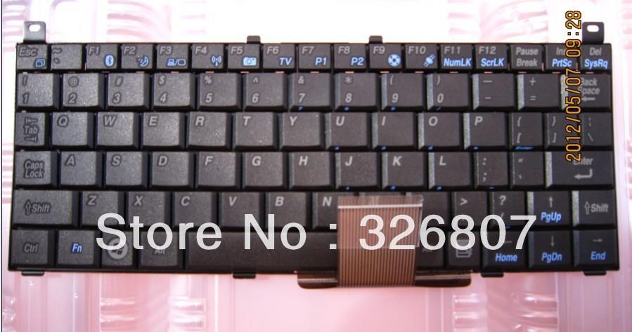 KOHJINSHA For Laptop keyboard K001226M1 6037B0025706 US(China (Mainland))