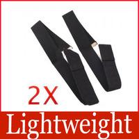 2 X Power Weight Bar Lifting Hand Wrist Support Strap