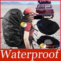 30-50L Backpack Rucksack Bag Rain Cover Water Resist Proof Camping Hiking 02