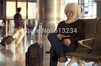 Free Shipping 1 Piece Ostrich Pillow / Comfortable Power Nap Pillow Travelling Pillow