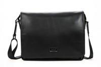 Free shipping Urban vintage leather messenger bag for men Danjue brand D2090-3