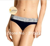Free shipping 4pcs/lot New Slim cotton  women's underwear briefs women's underwear  briefs boxer