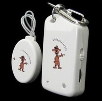 Free shipping  Child pet bag mobile luggage Anti Lost anti-lost anti losing Reminder Alarm Bell system security personal alarm