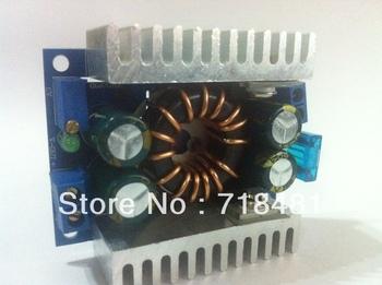 2013 Free ship Booster 150W 12/24V 8-32V to 9-46V DC Step up Voltage Converter  Notebook Mobile Regulated Power Supply Module