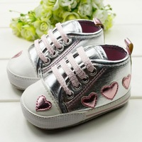 Topway ,Sweety heart mothercare baby shoe home,Soft Sole shoe,Prewalker shoes ,Infant shoes supplier ,6pairs/lot ,free shiping