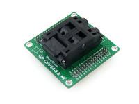 GP-QFP64-0.8 # QFP64 PQFP64 TQFP64 LQFP64 IC Test Socket Programming Adapter 0.8mm Pitch + Free Shipping