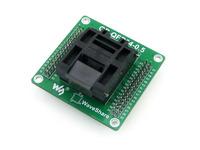 GP-QFP64-0.5 # QFP64 PQFP64 TQFP64 LQFP64  IC Test Burn-in Socket Programming Adapter 0.5mm Picth + Free Shipping