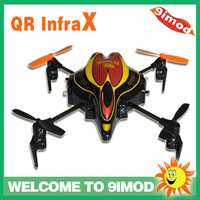Big Drop!Walkera New UFO Latest 6-Axis QR Infra X  RC Mini Quadcopter  Kit