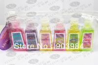 Guranteed 100% waterless hand sanitizer + Free Custom Logo+6PK HAND SANITIZER