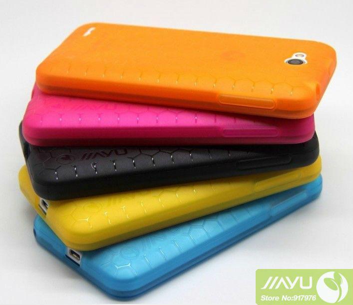 New 100% Original PU Sillcone Case Protective Cover Case for JIAYU G2