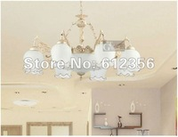 Free Shipping ! Classic Europe grass fixture bed room ceiling light for home.8002- 8+3