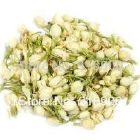 Jasmine tea,Organic Jasmine Flower Tea, Green Tea 100g Free shipping
