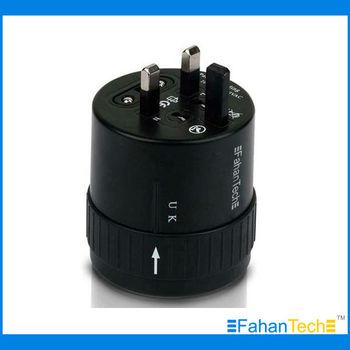 FahanTech Global Travel Adapter for International Travel