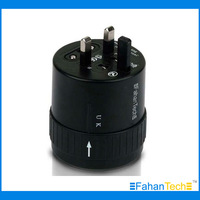 FahanTech Global Travel Adapter for International Travel