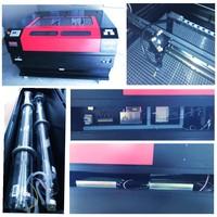 Dual Head Laser Cutting Machine RD1610 Working Size 1600x1000mm  with 150watts Guangzhou China