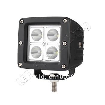 5pcs 16W LED WORK LIGHT 16w LED LAMP 12V24V SUV 4WD ATV UTV,4X4W IP67 High Intensity CREE LEDS Fog Lamp Kit 10-30VDC