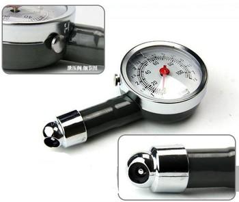 Metal Car tire pressure table car tire pressure table tire pressure gauge tyre pressure gauge airgauge high precision