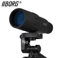Borg B10-25X42 TOP-Quality Waterproof Zoom HD monocular telescope ,Birding mirror , night vision, pocket-size ,free shipping