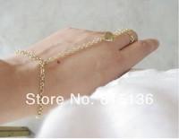 2013 Accessories fashion vintage bracelet metal leaves bracelet connected mix matchfemale, wholdsale 20pcs/lot ($0.98/pc)