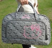 Hello Kitty Korean  Style  Travel bags    Women    Totes   Handbags