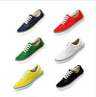 Chromophous canvas shoes series classic lovers canvas shoes canvas shoes,footwear35 to 45