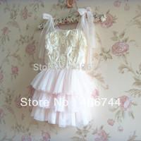 5pcs/lot,kids tutu dresses for wedding party,AL2002