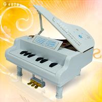 Baby Toddler Musical Educational Music Box Piano  Piano Music Boxes
