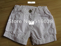 children cottton shorts-pants