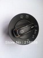 Free shipping Auto head lamp switch/5ND 941 431B for Skoda,Golf,Touran,Altea 12v