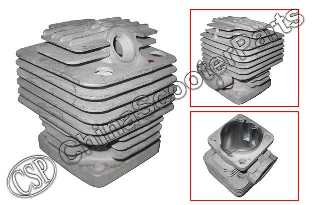 Performance 44MM Cylinder Extra Fin 47CC 49CC Mini Moto KXD Dirt Pit ATV Quad Bike Parts(China (Mainland))