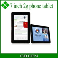 Promotioin 7&amp;quot; Phone call Tablet PC Allwinner A13 Cortex-A8. 1.2GHz 4GB Android 4.0 market MID Multi Wifi Camera 2G Phone