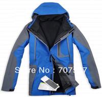 special promotion style brand ski jacket for men (C004)