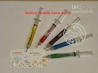 New syringe pen/Ball pen/ Fashion pen 100pcs/lot superheroes