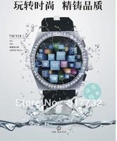 Beautiful waterproof mini-the 3G USB Bluetooth MP3 MP4 camera 1.3 million pixels long standby watch phone multifunction