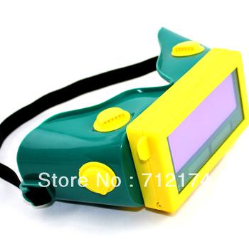 Free shipping  New summer Solar Auto Darkening LCD welding goggles/ Welding Helmet Mask / Welder Eyeshade