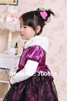 Sale 2014 Newest! 24pcs/lot, Fashion Botique Cute Flower Baby Girl Hat Shaped Hair Clips, WholeSale, TS13539