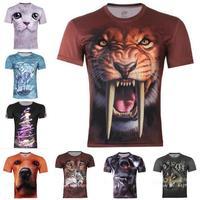 Free Shipping,Gothic Punk Red Eye Skull Printed Black Men's 3D Creative T-Shirt,Three D Short Sleeve Tee Shirt S-6XL,Plus Size