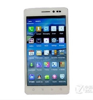 K-touch Touch V5 Quad core  Nvidia Tegra3  1.5G + 5.7 inches hd 1280x720 +2800mAh Detachable Battery +Dual Camera 8MP//Touch It