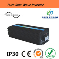Off-Grid Pure Sine Wave Inverter 6000w DC-AC  24V 220V Use for Solar or Home