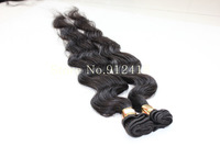 "queen hair products malaysian virgin hair weave extensions,Body wave,3pcs /lot 12""--28"" Mixed lengths,Nature black,free shipping"