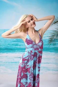 women clothing 2013 summer printed dress womens dresses fashion   new arrivals sexy dress swimwear women  free shipping