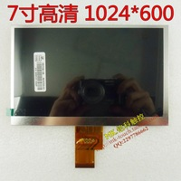 Free shipping 7'' inch Original new LCD display screen panel for Ainol Novo 7 elf 2 II Mars Tablet PC MID