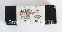 """4A220-08 Pneumatic Control Valve/ G1/4"""", BST or NPT/ air"""