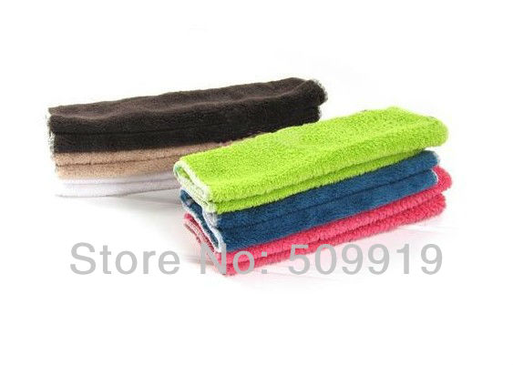 Freeshipping wood fiber wash towel,Cleaning cloth, dishclout multifunctional ultra soft hand towel(China (Mainland))