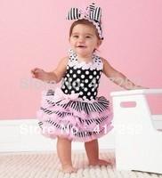wholesale !Hot sale New Baby girl's infant tutu dress lace pettiskirts dress ,3 pcs/lot ,free shipping