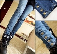 2014 New Fashion Brand Women Jeans Pants,Designer Casual Pencil Pants For Women,Plus Size Women Clothing