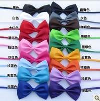baby & kids silk tie clothing necktie bow tie  gravata butterfly new 2014 for  silk tie  children accessories 30pcs/lot 003